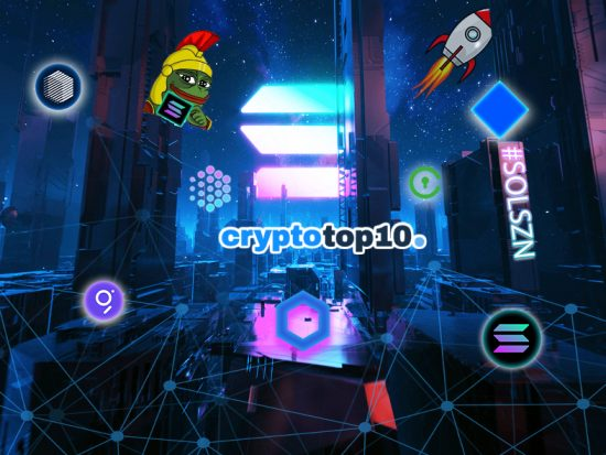 Top 10 Coins in Solana Ecosystem
