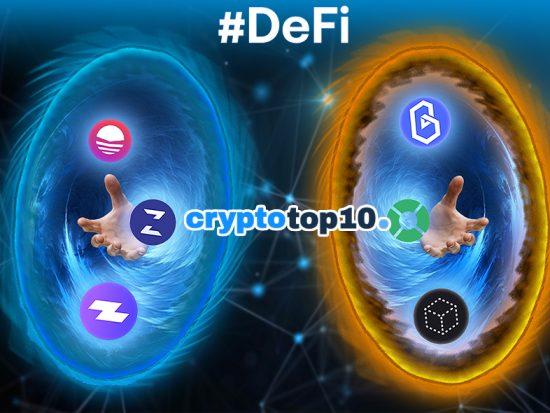 TOP 10 Aggregators on DeFi