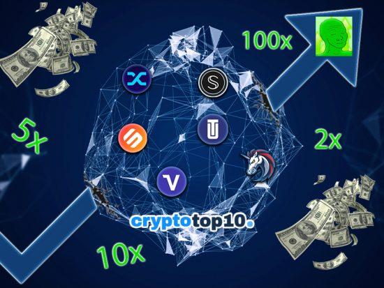Top 10 Fundamentally Strong Coins 2021