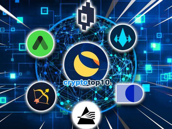 Top 10 Coins on Terra