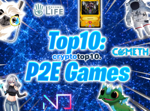 Top 10 NFT play-to-earn (P2E) games